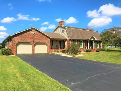 Glasgow Single Family Home For Sale: 518 Finney Rd.