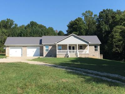 Glasgow Single Family Home For Sale: 856 Patton Rd.