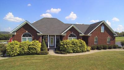 Horse Cave Single Family Home For Sale: 190 Vine Dr