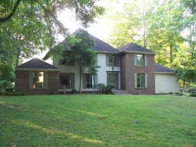 Glasgow Single Family Home For Sale: 104 Moore Court