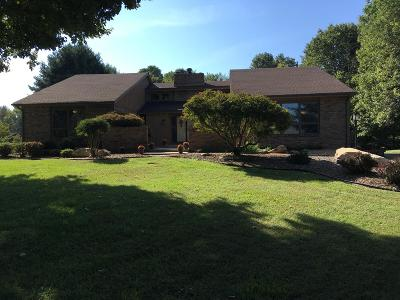 Glasgow Single Family Home For Sale: 113 Longhunters Trail