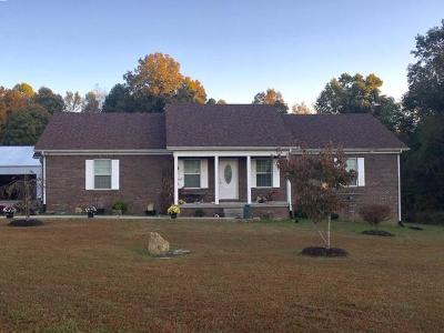 Allen County Single Family Home For Sale: 1567 A. R. Oliver Road