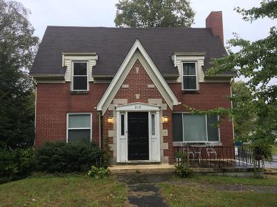 Hart County Single Family Home For Sale: 213 W Center St