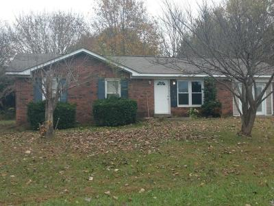 Metcalfe County Single Family Home For Sale: 74 Branstetter Park Rd