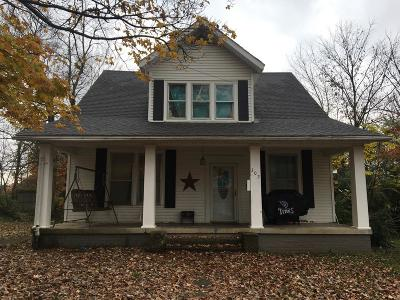 Horse Cave Single Family Home For Sale: 302 Maple Ave.