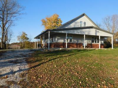 Hart County Single Family Home For Sale: 12504 Cub Run Hwy.