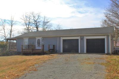 Metcalfe County Single Family Home For Sale: 304 Mackey Street
