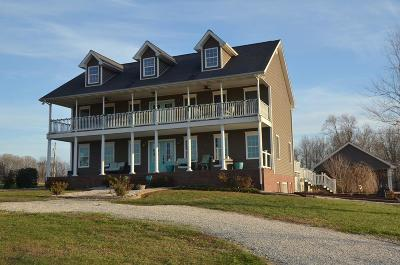 Glasgow Single Family Home For Sale: 258 Willrich Circle