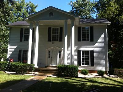 Glasgow Single Family Home For Sale: 2747 Finney Road