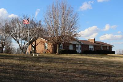 Metcalfe County Single Family Home For Sale: 6105 Tompkinsville Rd