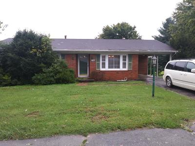 Cave City Single Family Home For Sale: 412 Owens Street