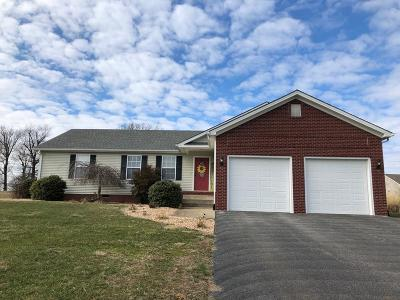 Cave City Single Family Home For Sale: 53 Red Barn Way