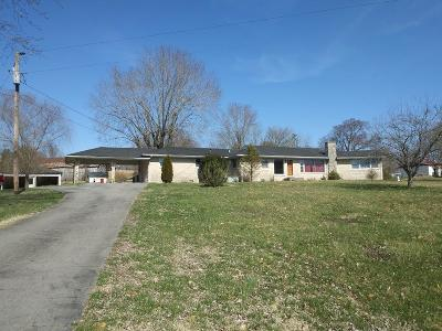 Metcalfe County Single Family Home For Sale: 804 W Stockton