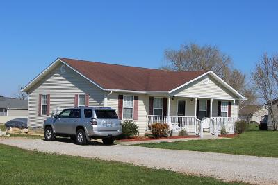 Metcalfe County Single Family Home For Sale: 888 Randolph Rd