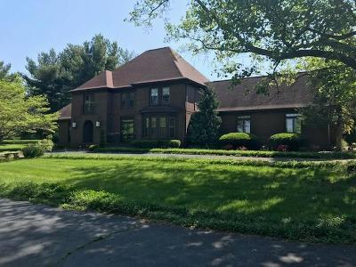 Glasgow Single Family Home For Sale: 3690 North Jackson Hwy.