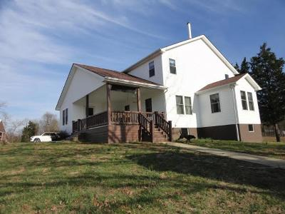 Hart County Single Family Home For Sale: 8396 Cub Run Hwy