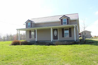Metcalfe County Single Family Home For Sale: 8063 Glasgow Road