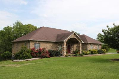 Glasgow Single Family Home For Sale: 268 Garet Way