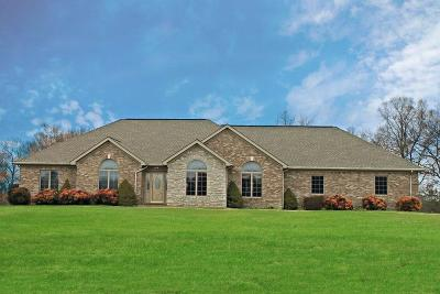 Glasgow Single Family Home For Sale: 2714 Tobacco Road