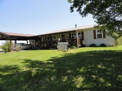 Hart County Single Family Home For Sale: 6371 Flint Ridge Rd