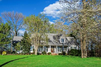 Glasgow Single Family Home For Sale: 2790 Matthews Mill Road
