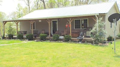 Metcalfe County Single Family Home For Sale: 14364 S Burkesville Rd