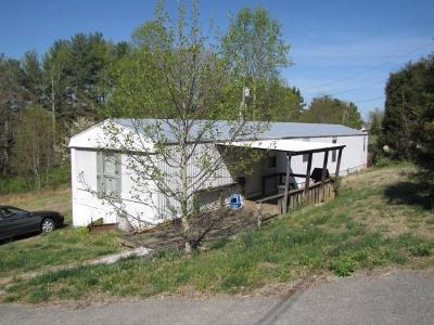 Somerset KY Single Family Home For Sale: $56,900