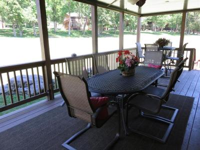 Bronston Condo/Townhouse For Sale: 66 Woodson Bend Resort