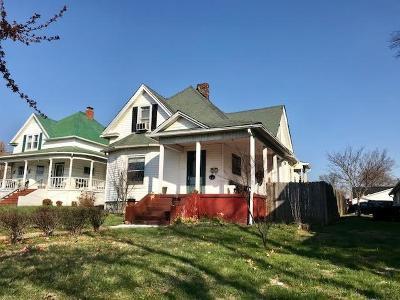 Pulaski County Single Family Home For Sale: 402 W. Columbia Street