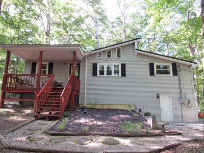 Monticello KY Single Family Home For Sale: $119,900