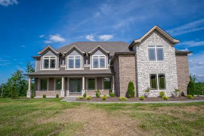 Somerset Single Family Home For Sale: 400 Shimmering Moon