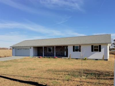 Russell Springs Single Family Home For Sale: 4514 East 619 Highway