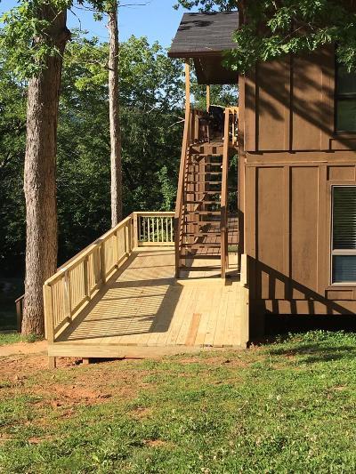 Pulaski County, Wayne County Condo/Townhouse For Sale: 10 Woodson Bend Resort