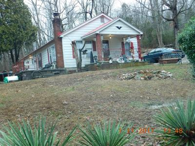 Single Family Home For Sale: 841 Clay Hill Road
