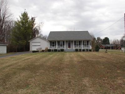 Russell Springs Single Family Home For Sale: 171 Richards