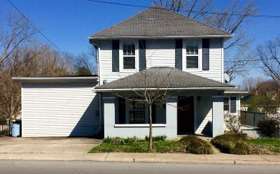 Somerset Single Family Home For Sale: 211 Ohio Street