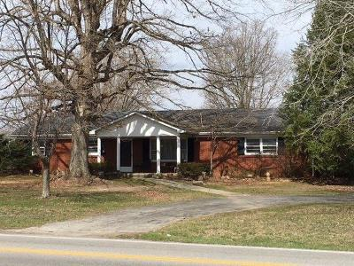Russell Springs Single Family Home For Sale: 737 Steve Wariner Drive
