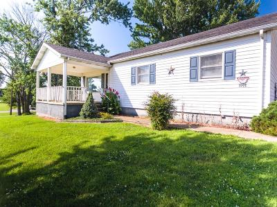 Monticello KY Single Family Home For Sale: $79,500