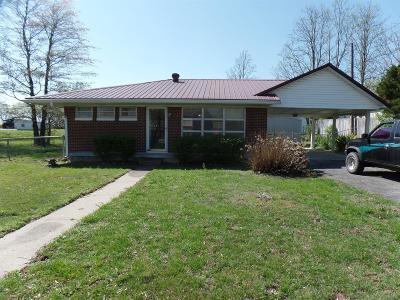 Russell Springs Single Family Home For Sale: 827 Main Street