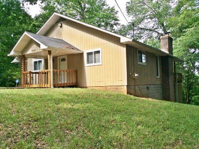 Nancy Single Family Home For Sale: 400 Lakescene Road