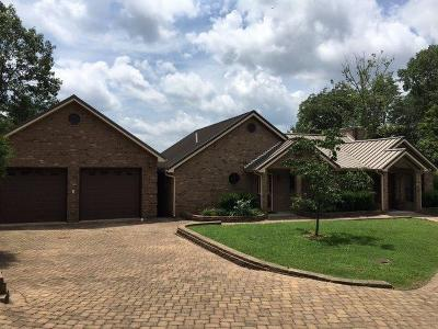 Jamestown KY Single Family Home For Sale: $289,000
