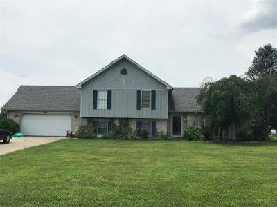 Somerset KY Single Family Home Active Under Contract: $136,000
