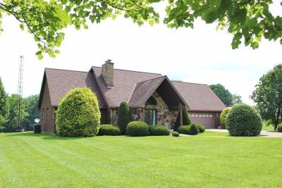 Nancy Single Family Home For Sale: 760 Wolf Creek Road