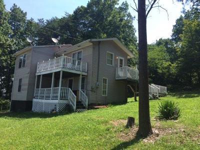 Science Hill Single Family Home For Sale: 1570 Davis Ridge