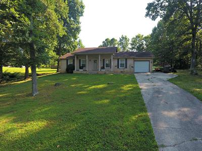 Single Family Home For Sale: 3726 Hickory Hill Drive