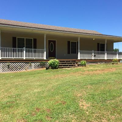 Russell Springs Single Family Home For Sale: 115 B Stephens Road