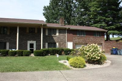 Somerset Single Family Home For Sale: 3510 Lakeside Ct