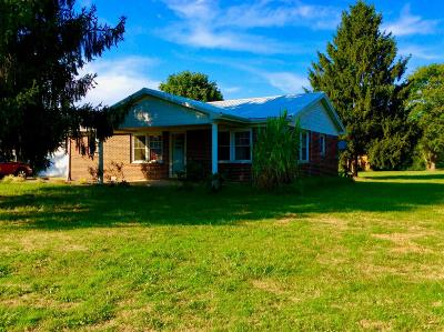 Russell Springs Single Family Home For Sale: 618 Hwy 1383