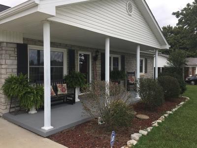 Pulaski County Single Family Home For Sale: 110 Magnolia