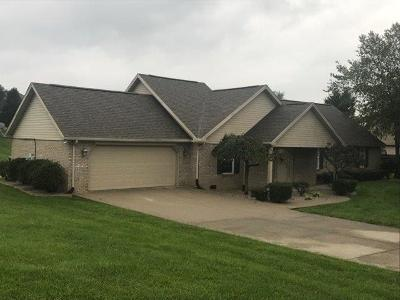 Pulaski County Single Family Home For Sale: 563 Overview Drive